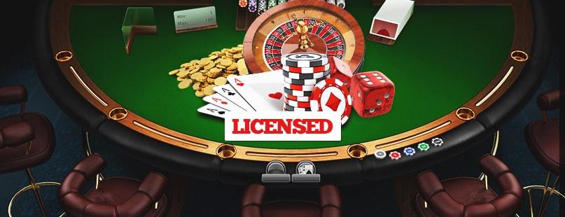 Casino Online Berlisensi dan Terakreditasi